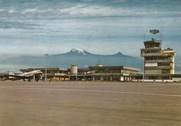 CPA - Aéroport Du Kilimanjaro ( Tanzanie ) - Douglas DC 3 - Compagnie East African Airways - Aerodromes