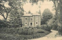 60 - GIRAUMONT - COMMUNE De COUDUN - VILLA Des FONTAINES - - Sonstige Gemeinden