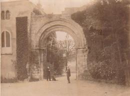 Photo 1914 ?? Environs De NOGENT-LE-ROI - Abbaye De Coulombs (A233) - Nogent Le Roi