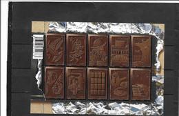 FRANCE   FEUILLET NEUF LE CHOCOLAT   ENVOI  GRATUIT FR815 - Nuevos