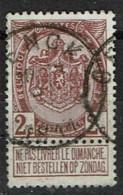 82  Obl  Genck  + 8 - 1893-1907 Coat Of Arms