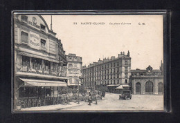 (17/09/21) 92-CPA SAINT CLOUD - Saint Cloud