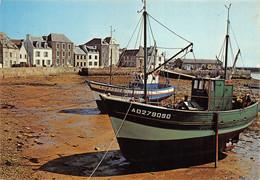 ¤¤  -   ILE-de-SEIN    -   Le Port à Marée Basse  -   Bateaux De Pêche      -  ¤¤ - Ile De Sein