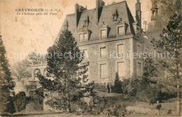13546965 Crevecoeur-en-Brie Château Pris Du Parc Schloss Park Crevecoeur-en-Brie - Non Classificati