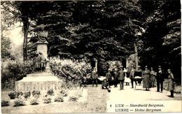 Lier Lierre Standbeeld Statue Bergman Animé Circulé ) - Lier