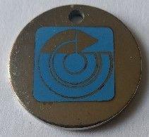 Jeton De Caddie - A Identifier - En Métal - - Einkaufswagen-Chips (EKW)