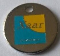 Jeton De Caddie - Xaar - ASSURANCE - En Métal - - Einkaufswagen-Chips (EKW)