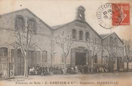 Filature De Soie E.Garnier & Cie - Capelette MARSEILLE - Artesanos