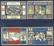 400-Hessisch Oldendorf 25, 50, 75pf Et 1m 1921 - [11] Emisiones Locales