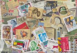 Spanien Briefmarken-50 Verschiedene Marken - Collections