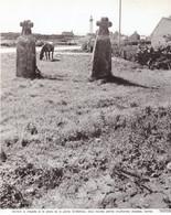 1976 - Héliogravure - Plougonvelin (Finistère) - Les Pierres Cruciformes - PREVOIR FRAIS DE PORT - Non Classés
