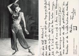 AHIBBAK ENTA D'AHMAD BADRAKAN 1949 SAMIA GAMAL DISTRIBUTION FILMS REGENT INSTITUT DU MONDE ARABE - Andere