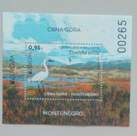 Montenegro 2021 Cept Block - 2021