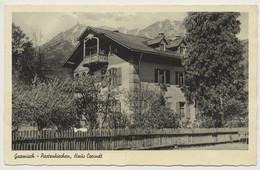 AK  Garmisch Partenkirchen Gästehaus - Garmisch-Partenkirchen
