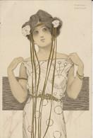 Femme   - Raphael KIRCHNER - Kirchner, Raphael