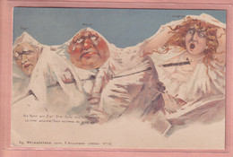 OLD POSTCARD - SWITZERLAND -     FACES IN MOUNTAINS JUNGFRAU (1) - BE Berne