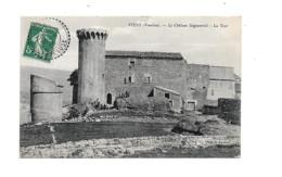 CPA , 84 Viens Le Chateau  Seigneurial La Tour - Other Municipalities