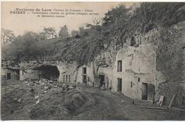 02 Environs De LAON (canton De Craonne) PAISSY Nombreuses Creuttes Servant De Bâtiments Ruraux - Laon