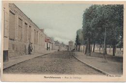 59 MARCHIENNES  Rue De L'Abbaye - Other Municipalities
