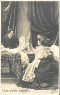 Les Grands Magasins  1903 - Coppie