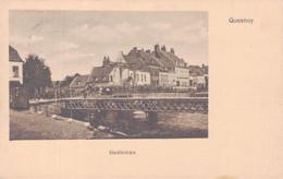 59 - LE QUESNOY / STADTBRÜCKE - CARTE POSTALE ALLEMANDE - Le Quesnoy