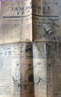 Scoutisme - Journal Jamboree France, 21 Aout 1947 - Non Classés