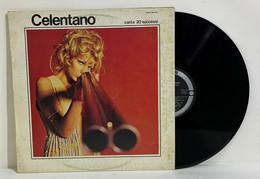 I100290 LP 33 Giri - Adriano Celentano Canta 20 Successi - Joker 1969 - Altri - Musica Italiana
