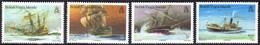 BRITISH VIRGIN ISLANDS 1987 SHIPS - Shipwrecks SET MNH - Britse Maagdeneilanden