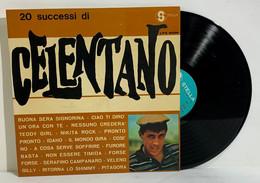 I100295 LP 33 Giri - 20 Successi Di Adriano Celentano - Stella 1965 - Altri - Musica Italiana
