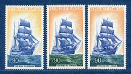 ⭐ France - Variété - YT N° 1717 - Couleurs - Pétouilles - Neuf Sans Charnière - 1972 ⭐ - Varieties: 1970-79 Mint/hinged
