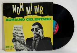 I100298 LP 33 Giri - Adriano Celentano & I Ribelli - Non Mi Dir - Clan 1965 - Altri - Musica Italiana