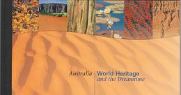 Nations Unies ONU NEW YORK Carnet Complet Patrimoine Mondial  AUSTRALIE 1999 - Markenheftchen