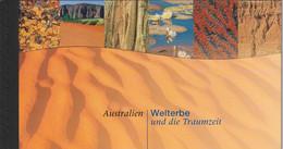 Nations Unies ONU VIENNE Carnet Complet Patrimoine Mondial  AUSTRALIE 1999 - Markenheftchen