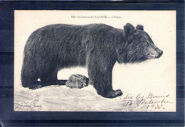 73. Animaux De Savoie. L'ours - Otros Municipios