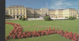 Nations Unies ONU VIENNE Carnet Complet Patrimoine Mondial  Château De SCHÖNBRUNN 1998 - Markenheftchen