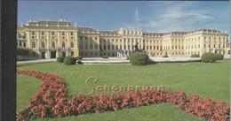 Nations Unies ONU NEW YORK Carnet Complet Patrimoine Mondial  Château De SCHÖNBRUNN 1998 - Markenheftchen