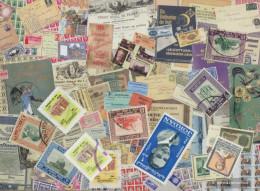 Jordan Stamps-10 Different Stamps - Jordanie