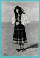 GRECIA GREEK COSTUME DE SARAKATSAN N°C198 - Grecia