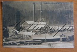Idaho Or Lowa?  U.S.- Spirit Lake. Panhandle Lumber Co. - Houtzagerij-Dickinson County - Other
