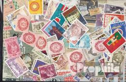 Liechtenstein Briefmarken-50 Verschiedene Marken - Verzamelingen