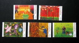 Thailand Stamp 2008 National Children Day - Thaïlande