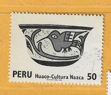 Timbre Perou N° 642 - Perú