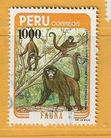 Timbre Perou N° 780 - Perú