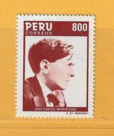 Timbre Perou N° 799 - Perú