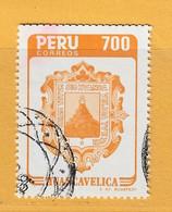 Timbre Perou N° 801 - Perú