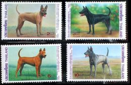 Thailand Stamp 1993 International Letter Writing Week - Thaïlande