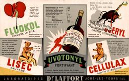 Buvard Laboratoires Dr Laffort, Joué-les-Tours - Chemist's