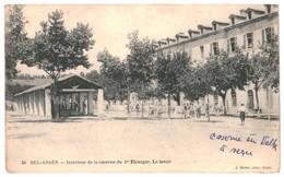 CPA - Carte Postale -Algérie  Bel-Abbès- Intérieur De La Caserne Du 1er Etranger Le Lavoir VM37664 - Sidi-bel-Abbes
