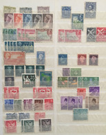 CURACAO / ANTILLES / INDONESIA / SURINAME :  SELECTION OF STAMPS - Nederlands-Indië