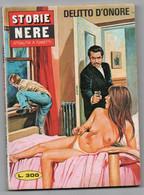 Storie Nere  (Publistripi 1978) N. 20 - Non Classificati